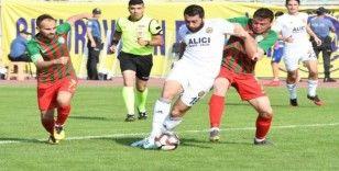 TFF 2. Lig: Tarsus İdman Yurdu: 5 - Amed Sportif Faaliyetler: 0