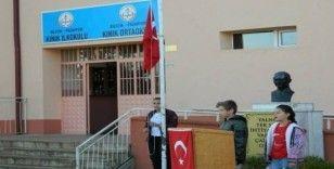 Kınık köyünde 10 Kasım Atatürk'ü anma programı düzenlendi