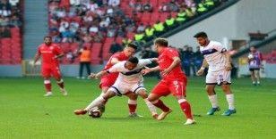 TFF 2. Lig: Samsunspor: 2 - Hacettepe: 1