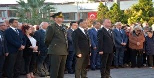Sinop'ta 10 Kasım: Zaman adeta durdu