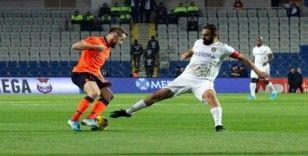 Süper Lig: Medipol Başakşehir: 2 - MKE Ankaragücü: 1 (Maç sonucu)
