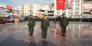 Kilis'te Atatürk törenle anıldı