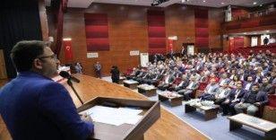 Kızıltepe'de eğitim çalıştayı