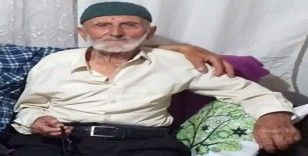 Enkazın altından yaşlı adamın cenazesi çıkarıldı