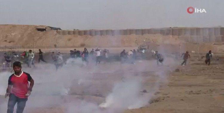 İsrail güçleri Kudüs'te 16 Filistinliyi yaraladı