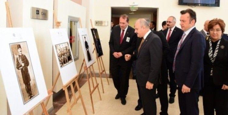 Büyük Önder Atatürk ESOGÜ'de anıldı