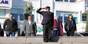 Yozgat'ta Atatürk düzenlenen törenle anıldı