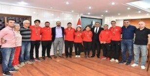 Toroslar Belediyesi'nin Bocce başarısı
