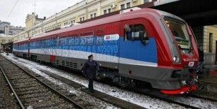 Rusya-Kırım arasında ilk tren seferleri başladı