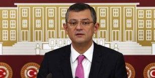 CHP'li Özel'den 'liste' açıklaması