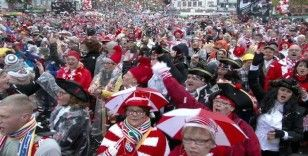 Almanya'da karnaval sezonu başladı