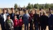 Diyarbakır'da fidanlar toprakla buluştu