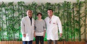 Tansiyon hastası sanıldı tümör çıktı