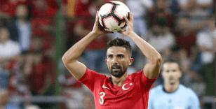Hasan Ali Kaldırım'da A Milli Takım mutluluğu