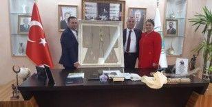 """Başkan Babaoğlu, """"Bu tür afetlerde el birliği ile kenetlenmeliyiz"""""""