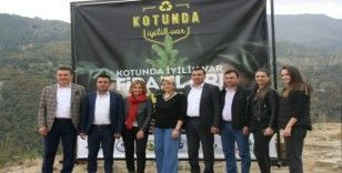 Forum Çamlık AVM 10 bin fidanı toprakla buluşturdu