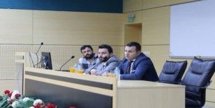 SAÜ'de 'Kamuda Kariyer' konferansı düzenlendi