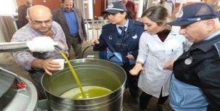 Hatay'da zeytinyağı fabrikalarına sıkı denetim