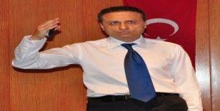 Prof. Dr. Dinçer Yıldızdaş'a büyük onur