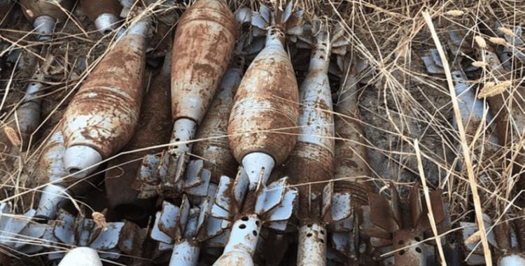 PKK/YPG'nin köprüye koyduğu mayın etkisiz hale getirildi