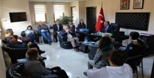 İnönü, Akıllı Kırsal Turizm Doğru Avrupa Projesi'nin toplantısına ev sahipliği yaptı