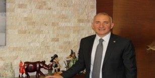 """DESMÜD Genel Başkanı Demirtaşoğlu: """"TİKA ile işbirliği yapmaya hazırız"""""""