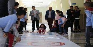 Aydın'da Floor Curling heyecanı