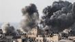 İsrail Gazze'de bir motosikleti hedef aldı: 2 ölü