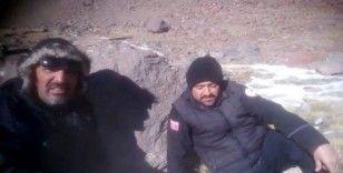 Erciyes Dağı'na Anlamlı Tırmanış