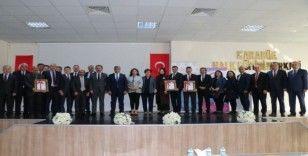 Türkiye'de ilk kez bir Milli Eğitim Müdürlüğü'ne verildi