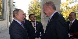 Kremlin, Erdoğan - Putin görüşmesinin tarihini açıkladı