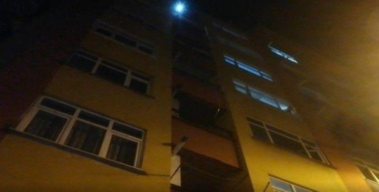 6. kattan düşen kız çocuğu hayatını kaybetti