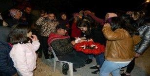 Doğanşehir'de asker uğurlaması bir başkadır