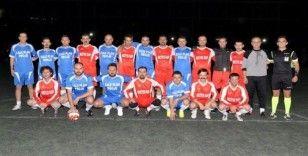 Tepebaşı Belediyesi Müdürlükler Arası Futbol Turnuvası sona erdi