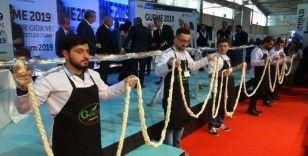 Diyarbakır'da Gıda ve Yöresel Lezzetler Fuarı'nın 2'ncisi başladı