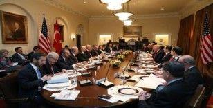 Toplantıda dikkat çeken detay, 'Türkiye'nin terörle mücadele dosyası'