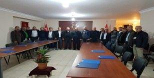 MHP Muratlı Yönetimi görücüye çıktı