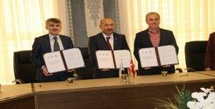 DPÜ ve KSBÜ ile özel yetenekli öğrencilerin eğitimine ilişkin protokol imzalandı