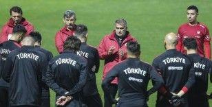 A Milli Futbol Takımı İzlanda maçına hazır