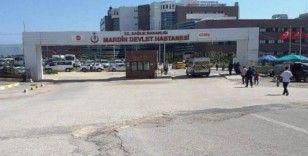Mardin'de bir kişi sokak ortasında boğazı kesik halde bulundu
