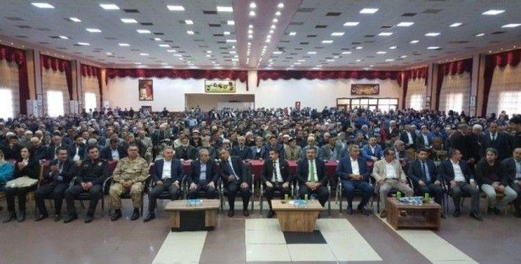 Bismil'de Mevlid-i Nebi Haftası etkinliği
