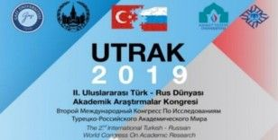 """""""Türk - Rus Dünyası Akademik Araştırmalar Kongresi"""" düzenlenecek"""