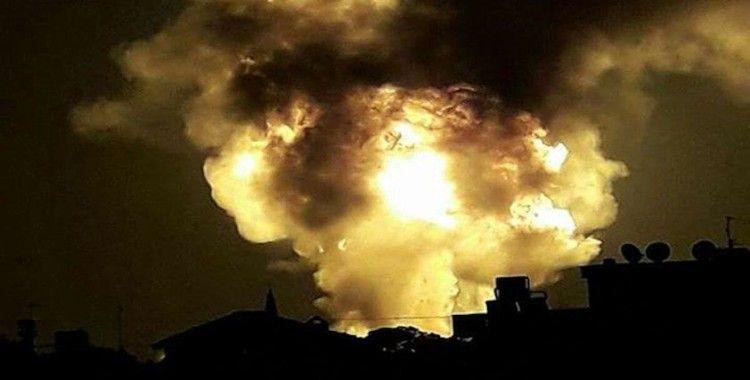 Güney Kore'de savunma tesisinde patlama, 1 ölü