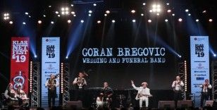 Goran Bregovic İstanbul'da hayranlarıyla bir araya geldi