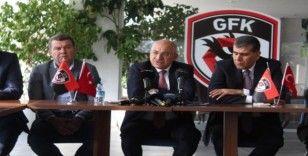 Gaziantep Futbol Kulübü destek kampanyası başlatıyor