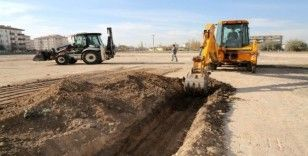 Aksaray'da çocuklara yönelik trafik eğitim parkı yapılıyor