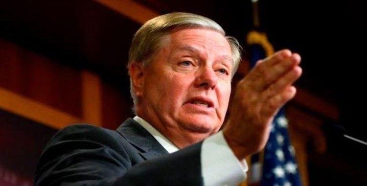 Türkiye'yi tehdit eden senatör Lindsey Graham, ABD Senatosu'ndaki Ermeni tasarısını bloke etti
