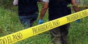 Meksika'da poşetlerde 12 kişiye ait ceset parçaları bulundu