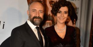 Halit Ergenç ile Bergüzar Korel ilk kez bir reklam filminde oynadı