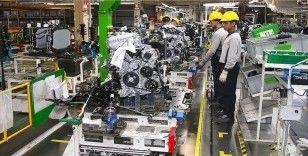 Sanayi üretimi Eylül'de arttı